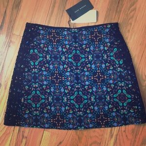 Zara mini skirt brand new